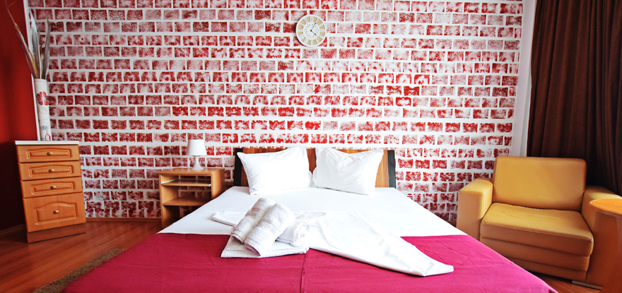 Accommodation in Studio apartment COPOSU20
