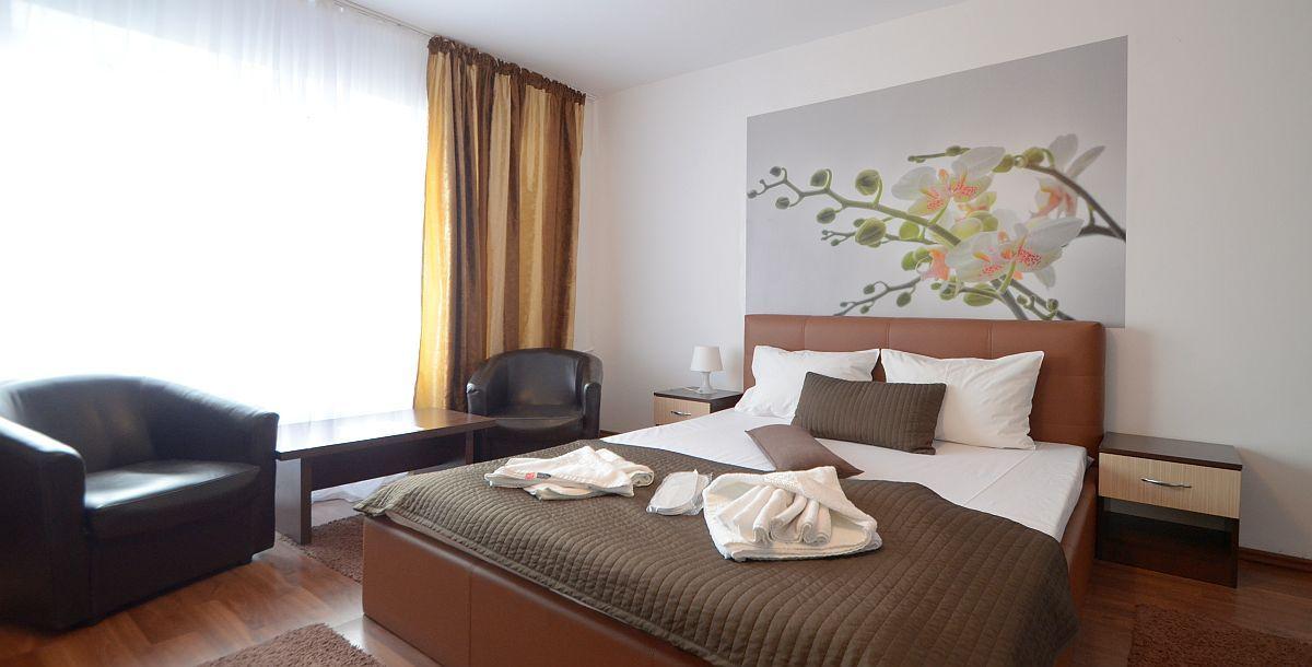 COPOSU8 Garsoniera in regim hotelier