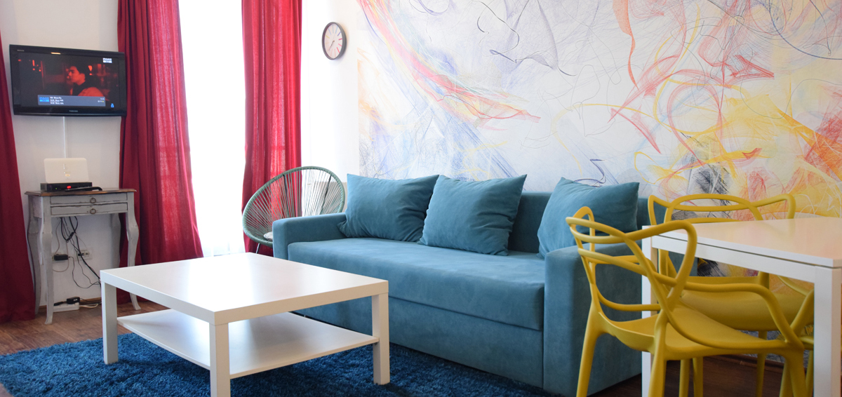 Accommodation in Apartment Mosilor14