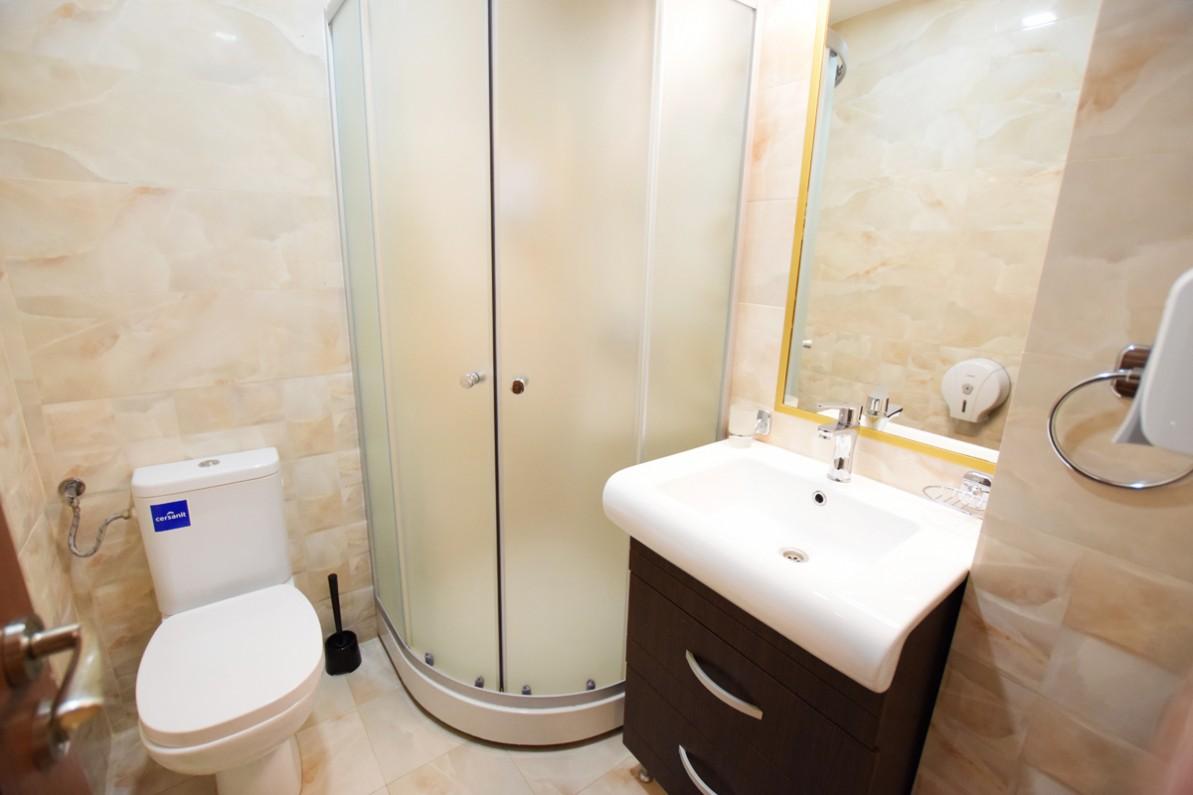 short term accommodation studio in Bucharest