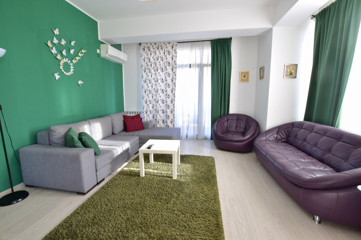 apartament doua camere in regim hotelier