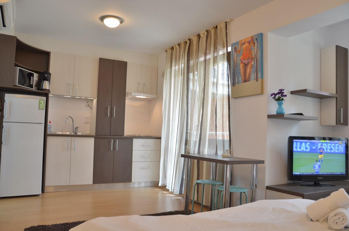 short time accommodation studio