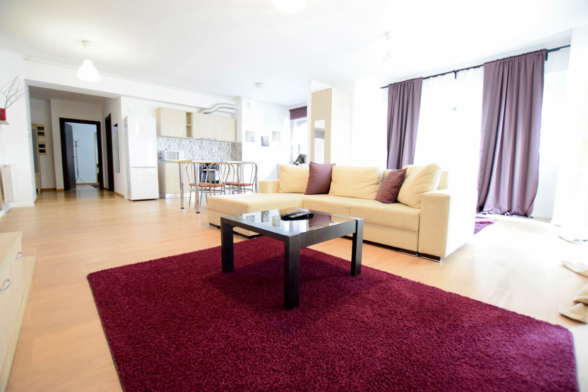 apartment accomodation in Bucharest