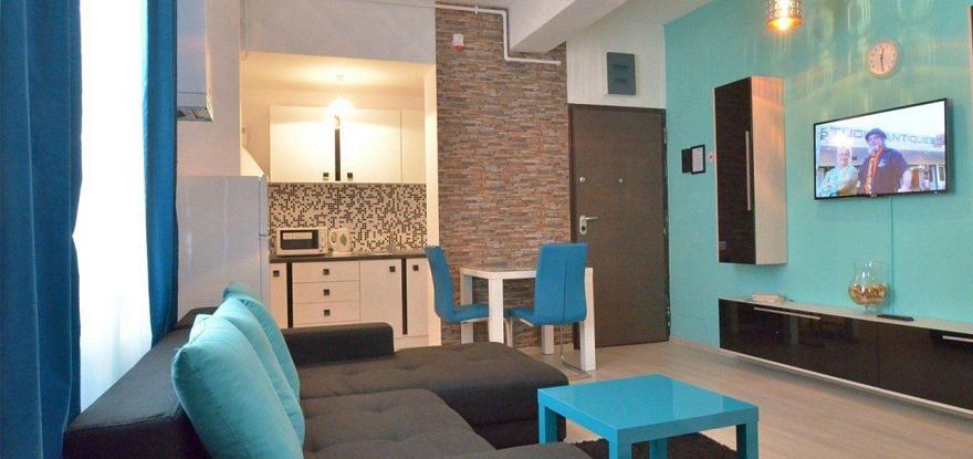 Apartament in regim hotelier Uptown 29