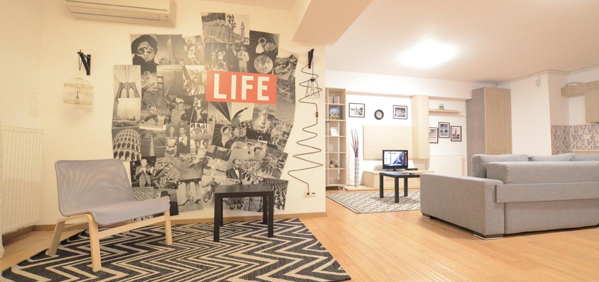 Accommodation apartment UPGROUND B04