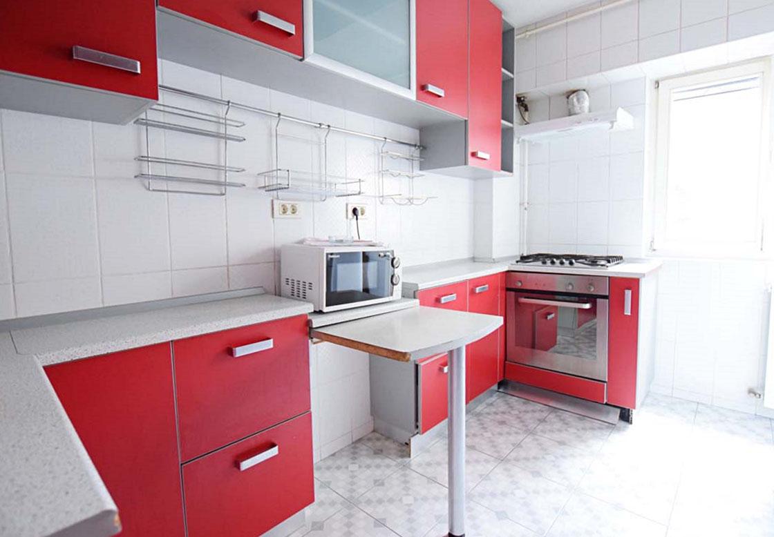 bucatarie apartament regim hotelier